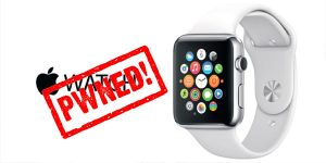 Apple Watch Jailbreak Possible! [DEFCON. LA]
